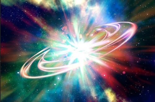 La creazione del nostro universo planetario