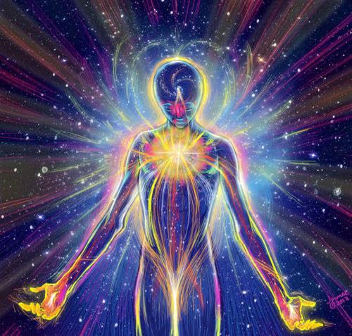 L'amore dell'Essere per il corpo fisico