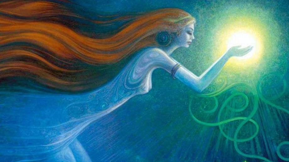 La Maestra, il Maestro spirituale